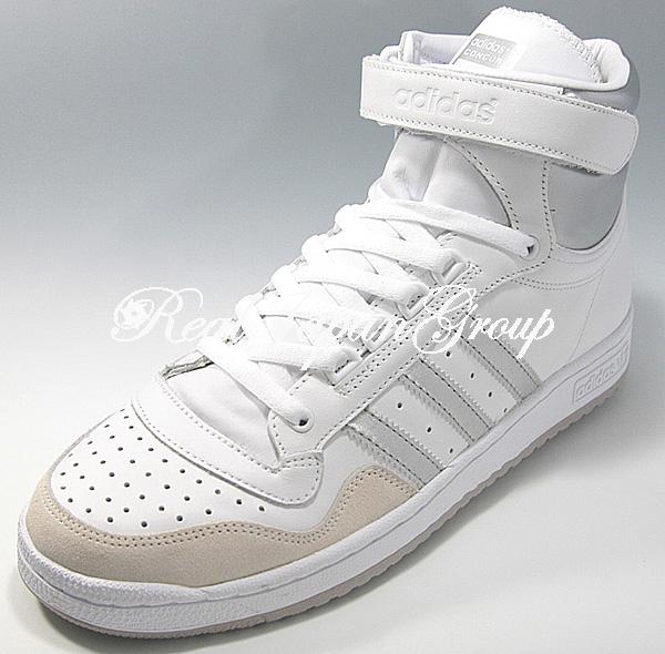Adidas Concord Hi OG アディダス コンコルド ハイ オリジナル(White/Mettalic Silver/Aluminum)