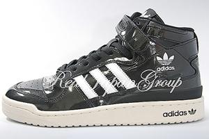 Adidas Forum Hi アディダス フォーラム ハイ(Black/White)