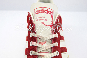 Adidas Jabber Suede Low アディダス ジャバー スエード ロー(Red/White)