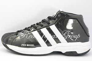Adidas Pro Model 2G SY アディダス プロモデル 2G SY(Black/R.White)