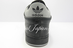 Adidas Pro Shell アディダス プロシェル(Black/Silver)