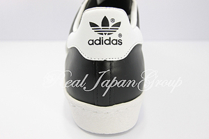 Adidas SS 80's アディダス スーパースター 80's(Black1/White/Black1)