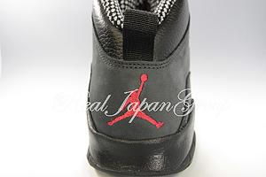 Air Jordan 10 Retro CDP エア ジョーダン 10 レトロ カウントダウンパッケージ(Black/Dark Shadow/True Red)
