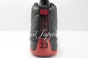 Air Jordan 12 Retro エア ジョーダン 12 レトロ(Black/Varsity Red)