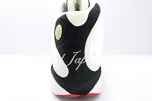 Air Jordan 13 エア ジョーダン 13(White/True Red/Black)