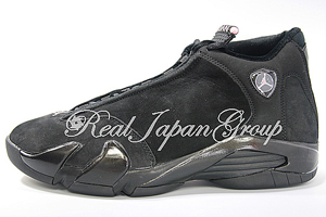 Air Jordan 14 Retro エア ジョーダン 14 レトロ(Black/Real Pink-Met Silver)