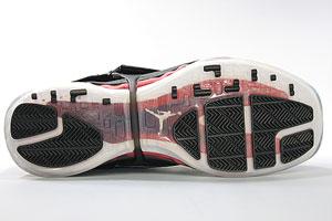 Air Jordan 16 エア ジョーダン 16(Black/Varsity Red)