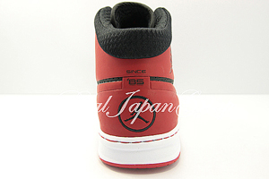 Air Jordan Alpha 1 エア ジョーダン アルファ 1(Black/V.Red/White)