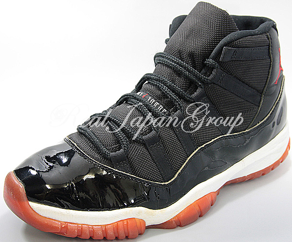 Air Jordan 11 Hi エア ジョーダン 11 ハイ(Black/True Red/White)