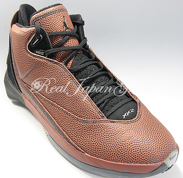 Air Jordan 22 エア ジョーダン 22(Black/Black *Basketball Leather)