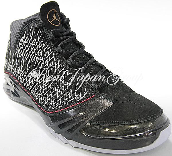 Air Jordan 23 エア ジョーダン 23(Black/Varsity Red/Stealth)