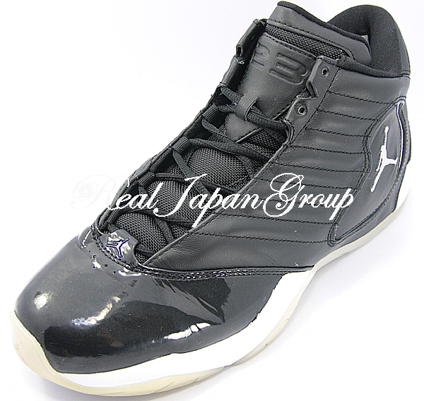 Air Jordan B'2RUE エア ジョーダン ビートゥルー(Black/Metallic Silver/Concord)
