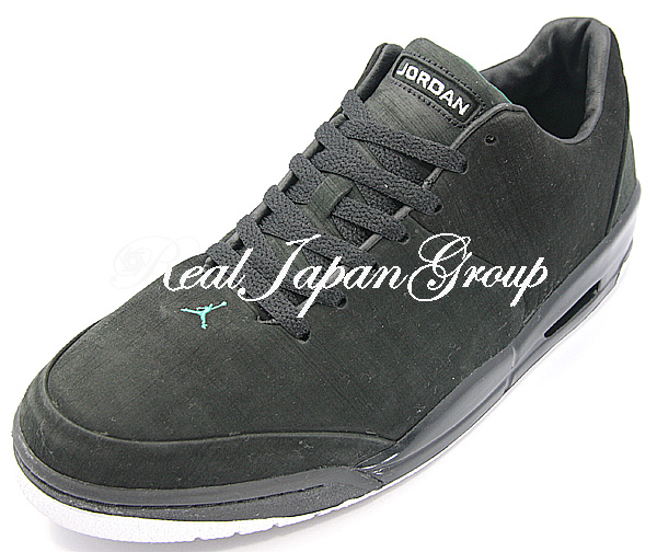 Jordan 23 Classic ジョーダン 23 クラッシック(Black/Emerald Green-White)