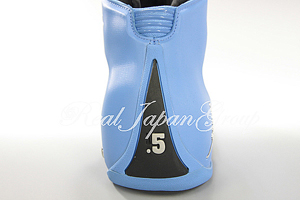 Air Jordan Carmelo 1.5 エア ジョーダン カーメロ 1.5(Black/Metallic Silver/University Blue)