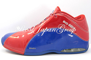 AND1 2 Chi Mid アンドワン ツーチ ミッド(V.Red/Royal)