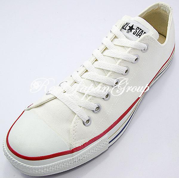 Converse All Star Low コンバース オールスター ロー(Optical White)