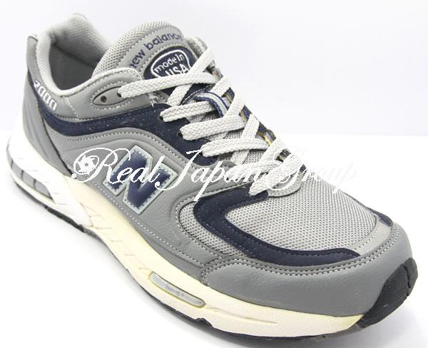 New Balance M2000 D Width ニューバランス M2000 D ウィズ(Grey)