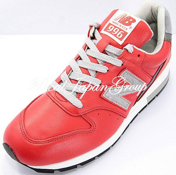 M996 D Width ニューバランス M996 Dウィズ(Red)