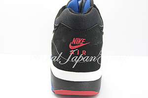 Nike Air Force 180 Mid ナイキ エア フォース ワンエイティー ミッド(Black/White/Sport Royal/Varsity Red)