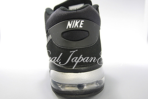 Nike Air Force Max 93' ナイキ エア フォース マックス 93'(Black/Cool Grey/White/Metallic Silver)