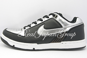 Nike Air Zoom Angus ナイキ エア ズーム アンガス(Black/Chrome/White)