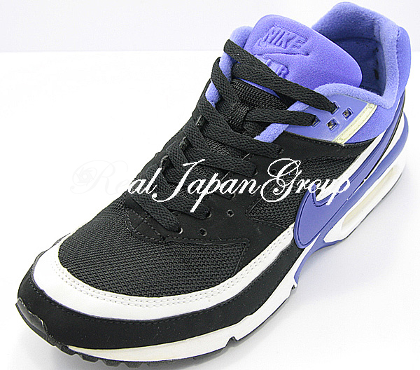 Nike Air Classic BW ナイキ エア クラッシック ビッグ ウィンドウ(Black/Persian Violet/White)