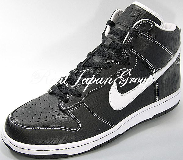 Nike Dunk Hi iD ナイキ ダンク ハイ iD(Black/White)