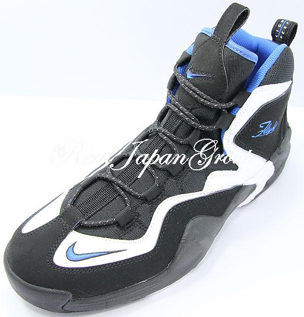 Nike Air Go LWP ナイキ エア ゴー ライト ウェイト パフォーマンス(Black/Varsity Royal/White)