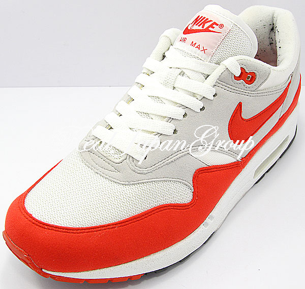 Nike Air Max 1 Classic ナイキ エア マックス ワン クラッシック(White/Sport Red/Neutral Grey)