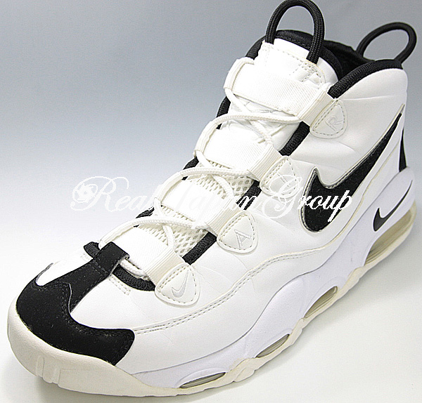 Nike Air Max Tempo ナイキ エア マックス テンポ(White/Black/Metallic Silver)