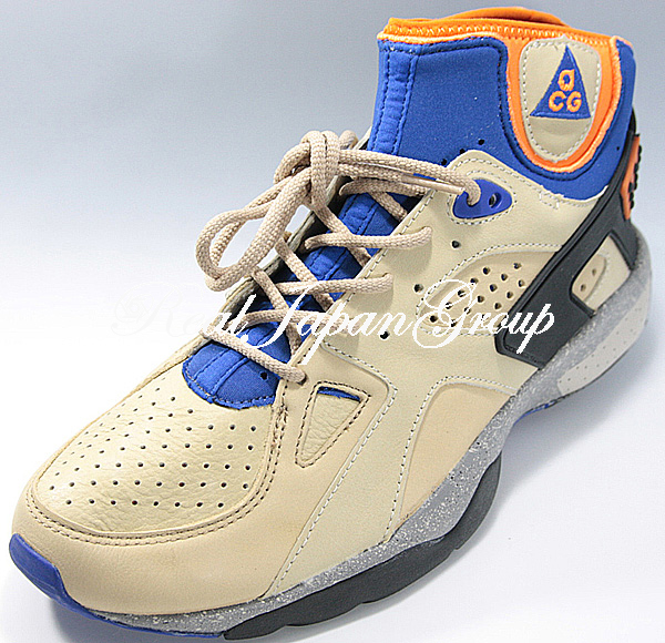 Nike Air Mowabb ナイキ エア モワブ(Cream/Bright Mandrin/Camel/Black)