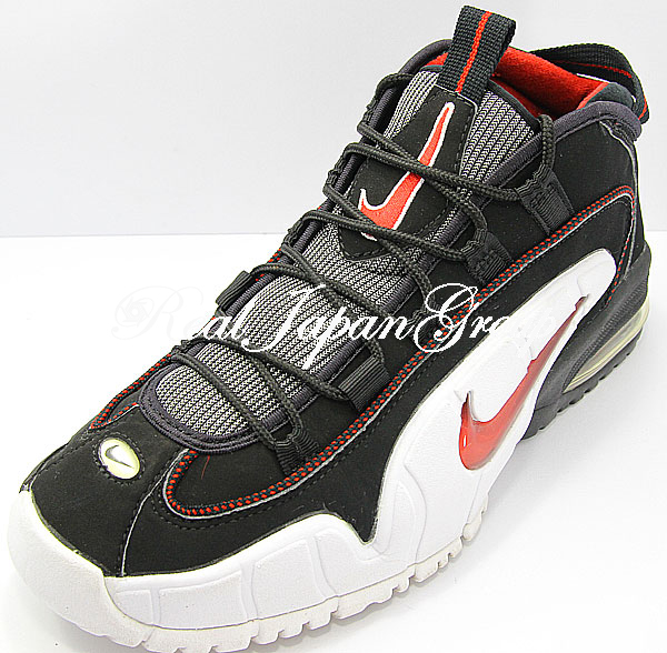 Nike Air Max Penny ナイキ エア マックス ペニー(Black/V.Red/White)