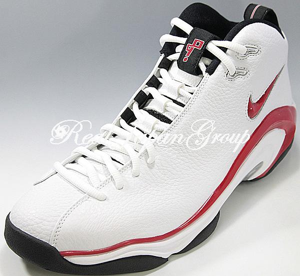 Nike Air Pip 2 ナイキ エア ピッペン 2(White/Varsity Red/Black)