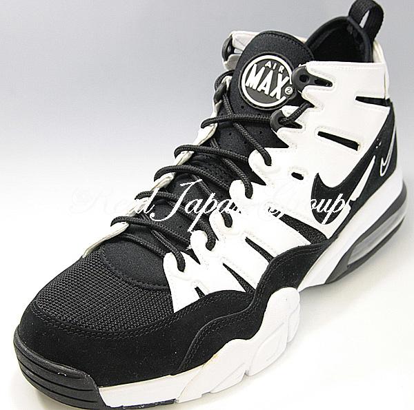 Nike Air Trainer Max2 94' ナイキ エア トレーナー マックス・スクエア 94'(White/Black/Silver)