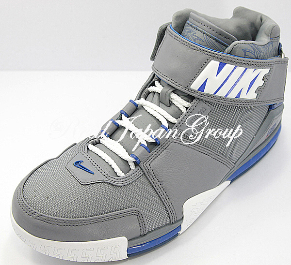 Nike Air Zoom LeBron II ナイキ エア ズーム レブロン ツー(Cool Grey/White-Varsity Royal)