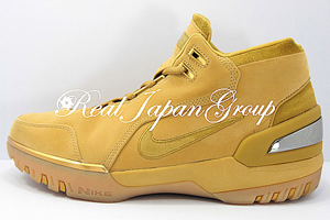 Nike Air Zoom Generation ナイキ エア ズーム ジェネレーション(Wheat/Wheat/Gold)