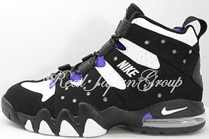 Nike Air Max2 CB ナイキ エア マックス スクエア シービー(Black/White/Pure Purple)