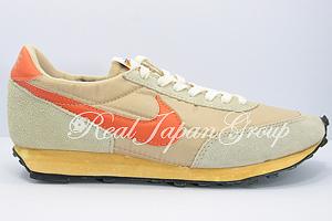 Nike Daybreak Premium (VNTG) ナイキ デイブレイク プレミアム (ヴィンテージ加工) (Linen/Deep Orange)