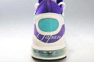 Nike Air Max 93' ナイキ エア マックス 93'(White/Chlorine Blue/Vol Purple)