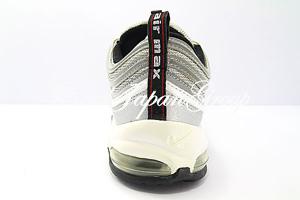 Nike Air Max '97 Classic ナイキ エア マックス '97 クラッシック(Metallic Silver/Varsity Red-White-Black)