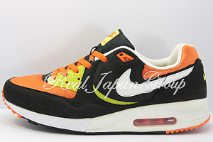 Nike Air Max Light ナイキ エア マックス ライト(Black/White-Bright Cactus-Orange Blaze)