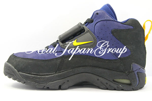 Nike Air Misson ナイキ エア ミッション(Black/Yellow Gold-Midnight Navy)