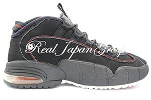 Nike Air Max Penny ナイキ エア マックス ペニー(Black/V.Red/White)