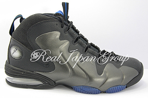 Nike Air Penny 3 ナイキ エア ペニー 3(Black/Black-Varsity Royal)