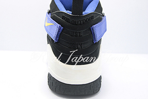 Nike Air OB Raid ナイキ エア オービー レイド(Black/Citrus/Lt.Ultramarine)