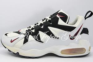 Nike Air Max Tailwind ナイキ エア マックス テイルウインド(White/Black/Deep Red)
