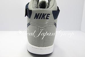 Nike Vandal HI Canvas ナイキ ヴァンダル ハイ キャンバス(Medium Grey/Obsidian-White)