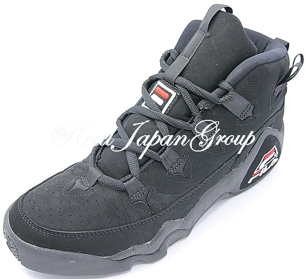 FILA VB-95 FB フィラ VB-95 FB(Black/White/Red)