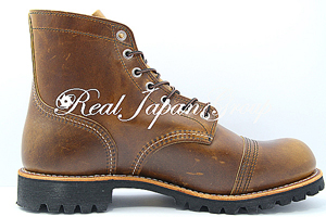 Red Wing Iron Ranger For Brooks Brothers レッド ウィング アイアン レンジ ブルックス ブラザーズ別注(Antique Brown)