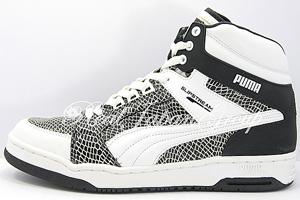 Puma Slip Stream Hi プーマ スリップ ストリープ ハイ(White/Black)